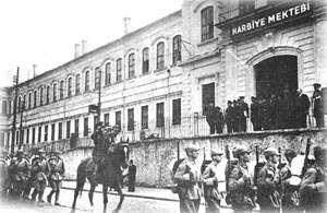 Atatürk'ün Öğrenim Hayatı...